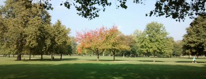 Victoria Park is one of London Loves.