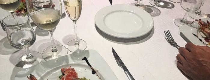 restaurant Del Monestir is one of Babbo : понравившиеся места.