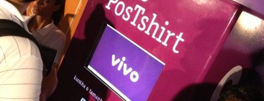 สถานที่ที่ Vivo ถูกใจ