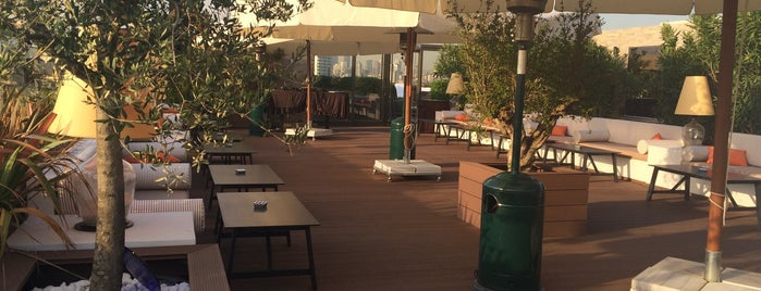 Mixo Terrace is one of Top 100 | Istanbul's Best Cafe, Bar & Restaurants.