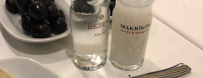 Makriköy Et Kebap is one of İstanbul.