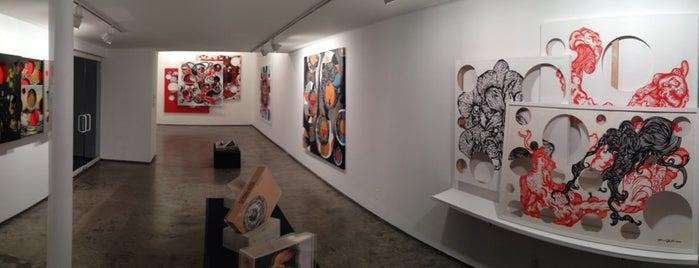 Galeria Enrique Guerrero is one of Cultura y Entretenimiento.