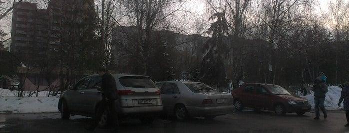 Стоянка Сильпо is one of Советы, подсказки.