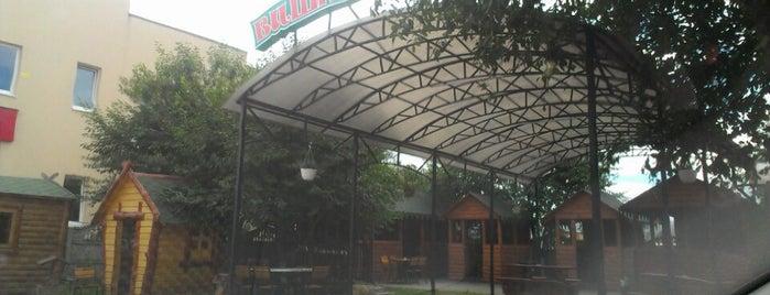 Вишневый сад is one of Бари, ресторани, кафе Рівне.