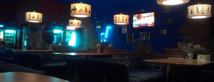 Blues & Jazz Bar Restaurant is one of PW for Free Wi-Fi in Rivne.