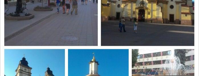 Ивано-Франковск is one of Советы, подсказки.
