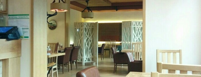 БарМаки is one of Бари, ресторани, кафе Рівне.