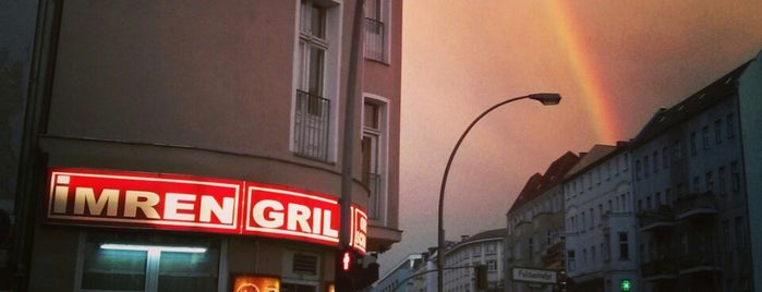 İmren Grill is one of Berlin.