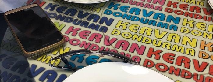 Kervan Dondurma is one of CnnTravel : понравившиеся места.