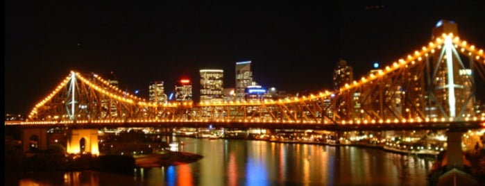 Story Bridge is one of BCA Campaign 2011 Illumination Events.