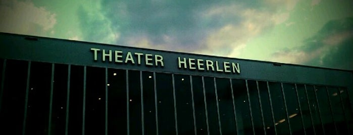 Theater Heerlen is one of Limburg.