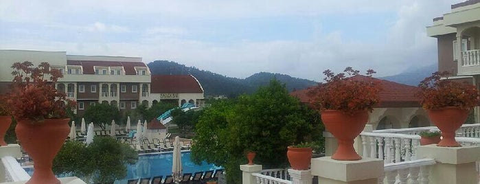 Garden Resort Bergamot is one of Oteller.