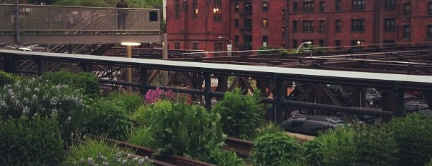 High Line is one of Tips for New York.