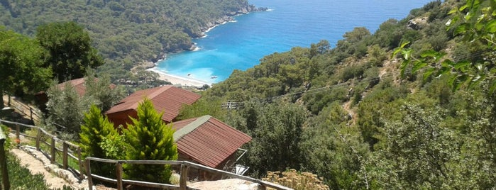 Kabak Koyu is one of Deniz.