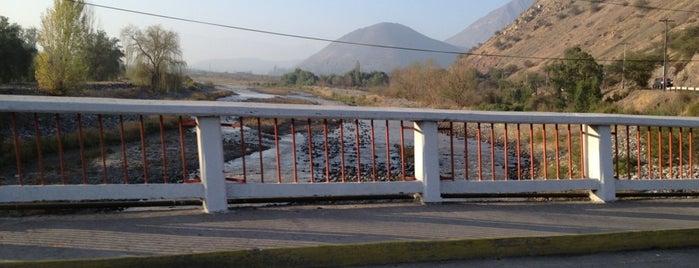 Puente el Rey is one of Gespeicherte Orte von Luis.