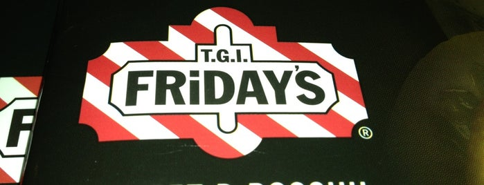 T.G.I. Friday's is one of Москва.