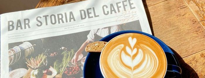 Bar Storia del Caffè is one of BKK.