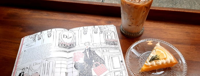 MidSummer Cafe is one of 07_ตามรอย_coffee.