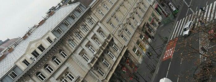 Airbnb Franz Liszt Square is one of Orte, die Dar gefallen.