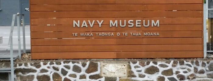 Torpedo Bay Navy Museum is one of New Zealand.