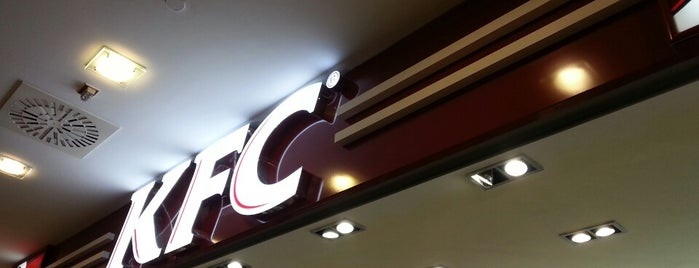 KFC is one of Locais curtidos por Hülya.