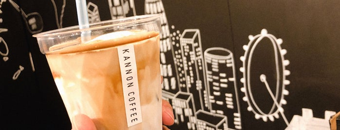 KANNON COFFEE is one of To drink Japan.