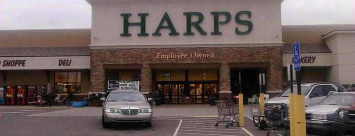 Harp's is one of Posti che sono piaciuti a Thomas.