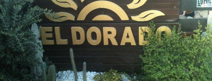 El Dorado is one of สถานที่ที่บันทึกไว้ของ Ro.