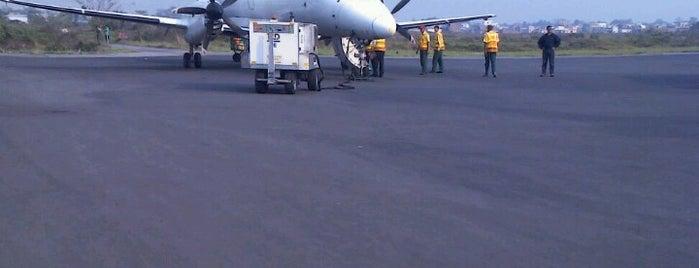 Biratnagar Airport is one of Posti salvati di JRA.