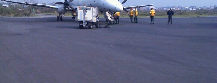 Biratnagar Airport is one of สถานที่ที่บันทึกไว้ของ JRA.