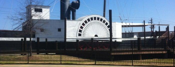 National Civil War Naval Museum is one of Locais curtidos por Jeff.