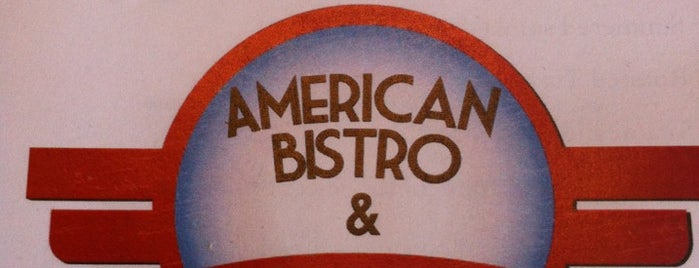 American Bistro and Coffeehouse is one of Collin 님이 저장한 장소.