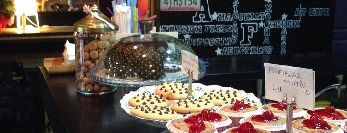 A&F Cafe is one of Locais curtidos por Nihan.