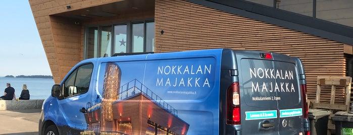 Nokkalan Majakka is one of HelsinkiToDo.