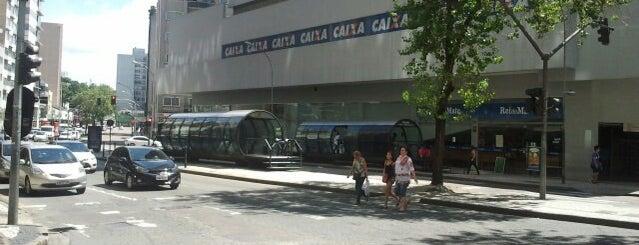 Estação Tubo Praça Osório is one of Curitiba.