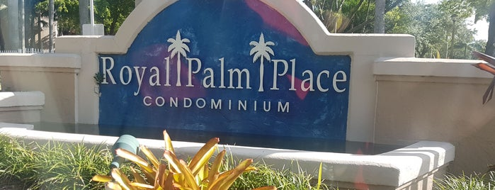 Royal Palm Place is one of Miami, 2017.