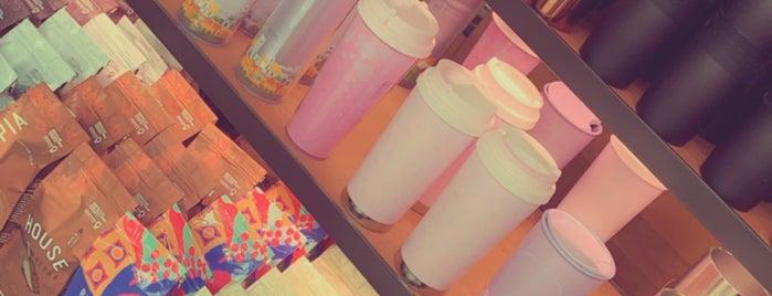 Starbucks is one of Locais salvos de ساره ج..