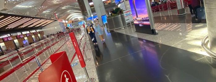 Türkiye İş Bankası İstanbul Havalimanı Şube is one of İstanbul.
