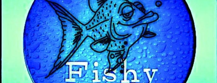 Fishy Fish is one of Alethia 님이 저장한 장소.