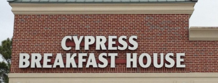 Cypress Breakfast House is one of TEXAS, HOUSTON.
