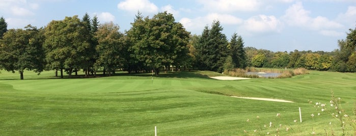 Golfclub Mannheim-Viernheim e.V. is one of Golf Rhein-Main.