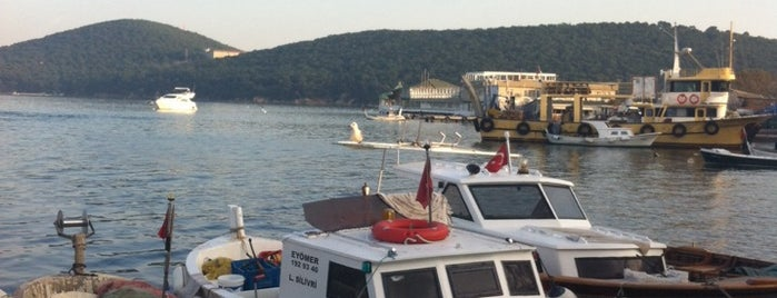 Barba Yani is one of istanbul meyhane.