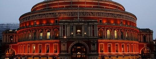Royal Albert Hall is one of Tipy v Londýně.