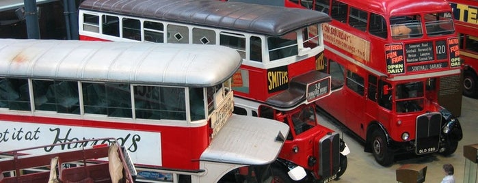 London Transport Museum is one of Tipy v Londýně.