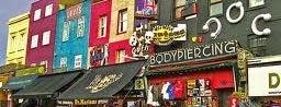 Camden Town is one of Tipy v Londýně.