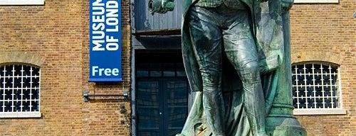 Museum of London Docklands is one of Tipy v Londýně.