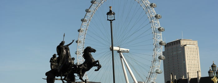 Tipy v Londýně