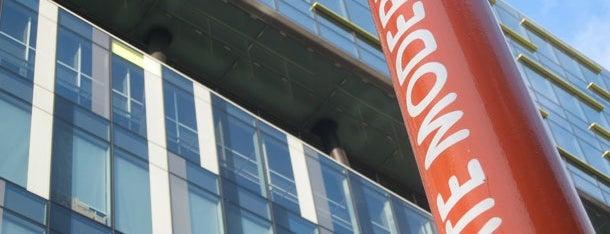 Tate Modern is one of Tipy v Londýně.