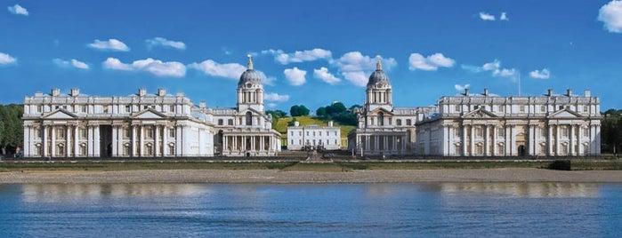 Old Royal Naval College is one of Tipy v Londýně.