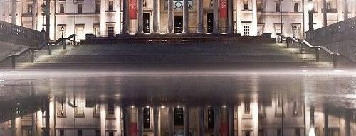 Galeria Nacional de Londres is one of Tipy v Londýně.
